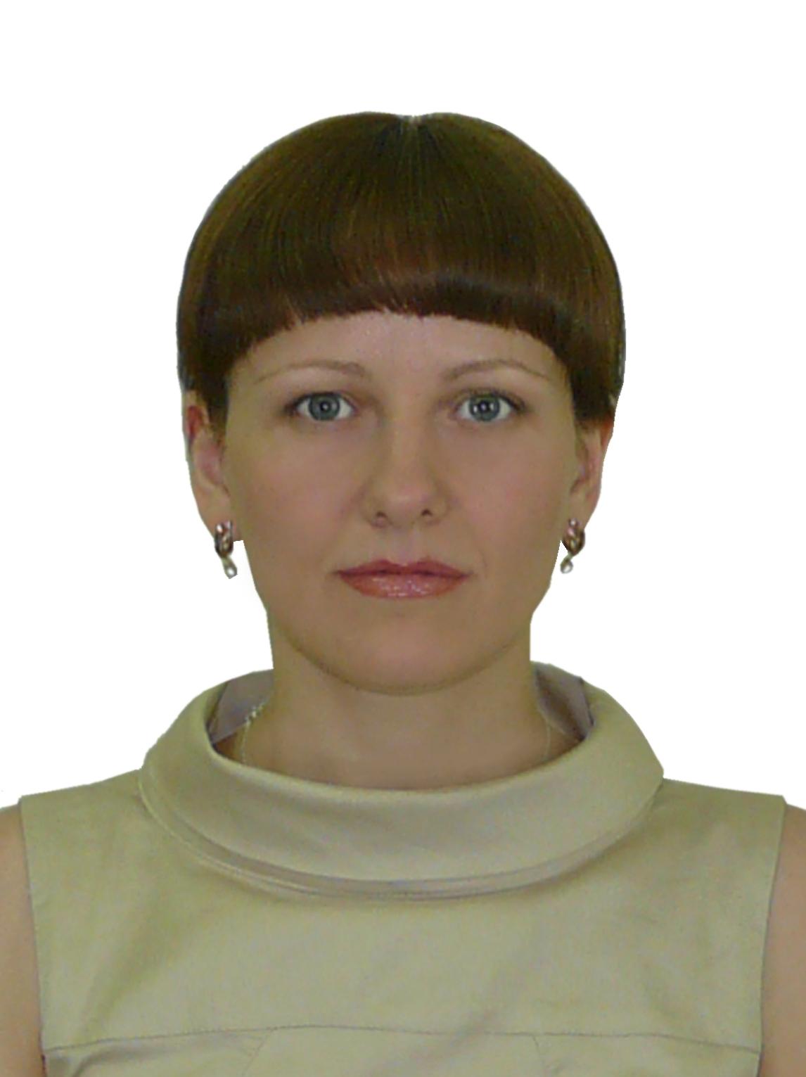 Курскова Оксана