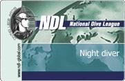 NDL NIGHT DIVER – таинство ночных погружений
