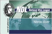 NDL NITROX DIVER   погружение с использованием обогащенного воздуха