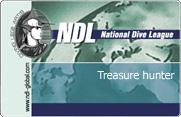 NDL TREASURE HUNTER – поиск подводных кладов
