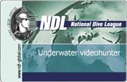 NDL UNDERWATER VIDEOHUNTER – мастерство подводной видеосъемки