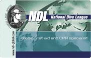 NDL MEDIC FIRST AID AND CPR SPECIALIST – первая медицинская помощь